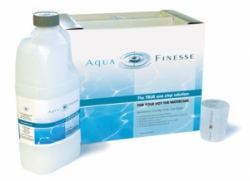 spa waterbehandeling